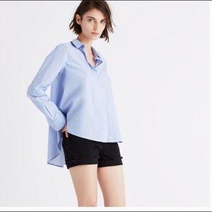 Madewell Westlight Button Down Shirt